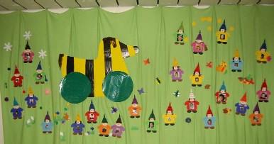 Sehr Bastelideen für Geburtstagskalender   Kindergarten Forum BU22