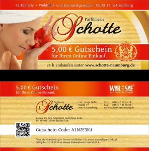 Gutschein-Schotte