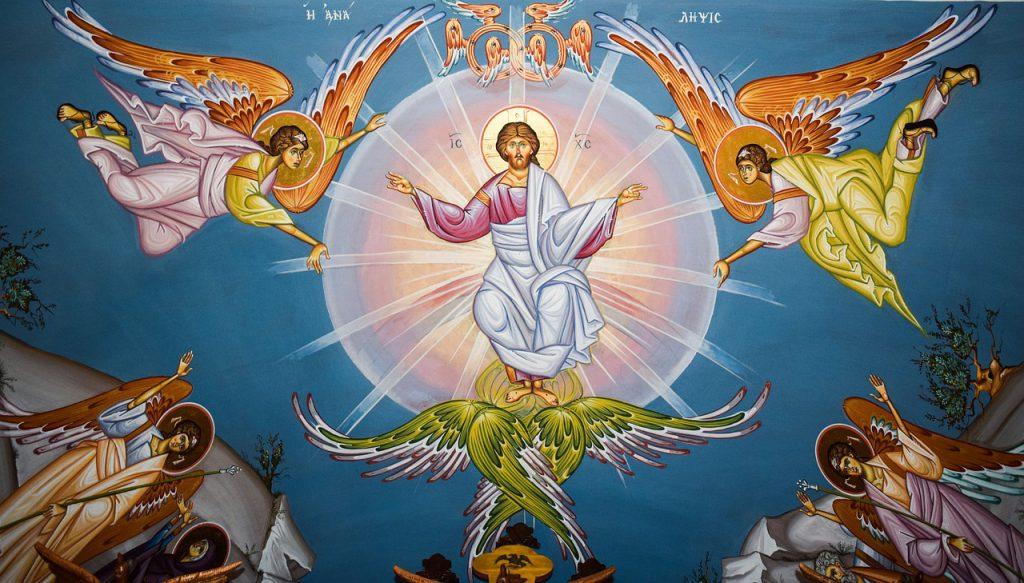 Wie Wird Christi Himmelfahrt Gefeiert
