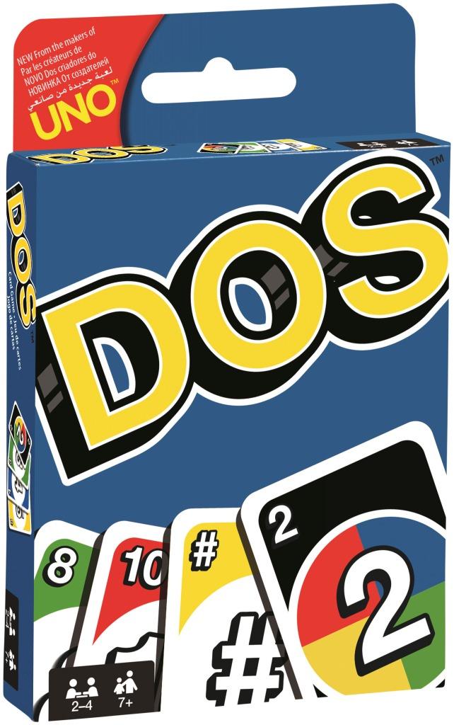 DOS Kartenspiel Mattel © Photographer Dennis DiLaura / Mattel